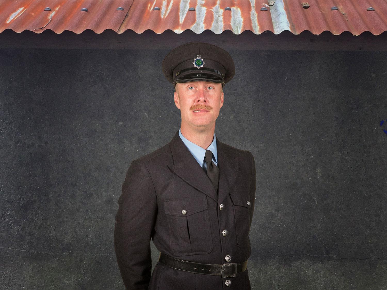 'Sergeant Pluck' Benjamin Dyson