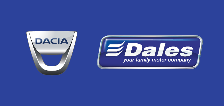 Miracle is proud to be Driven by Dales Dacia