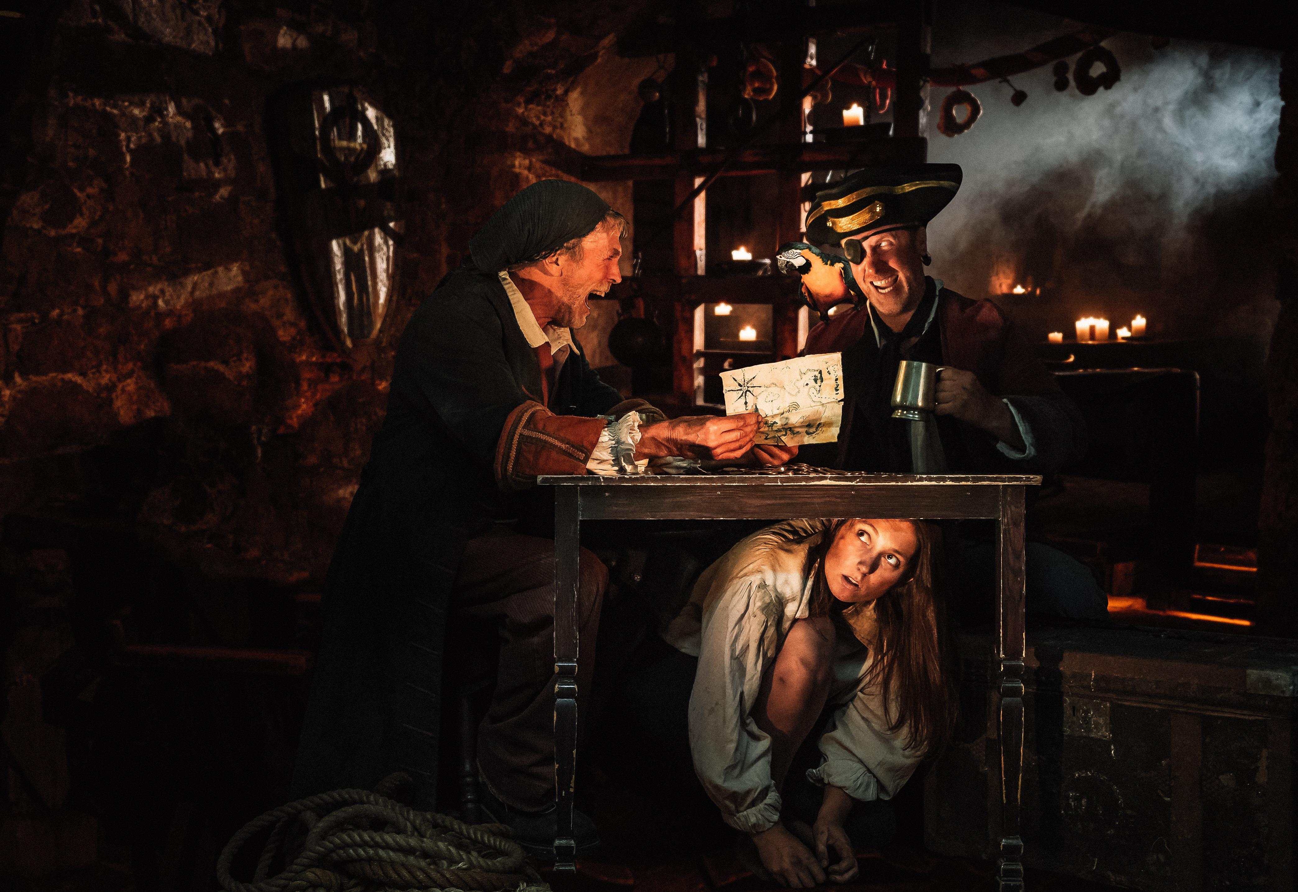 Treasure Island Photo by Kirstin Prisk