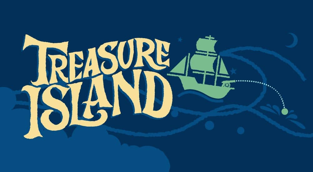 We're looking for enthusiastic singers to perform in our production of Treasure Island this December!