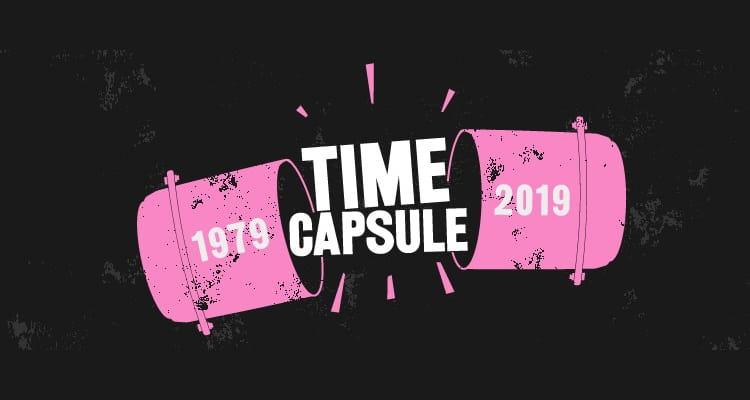 Take a look at 40th Anniversary Digital Time Capsule!